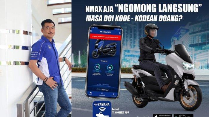 Memudahkan Konsumen, Ini Keunggulan Aplikasi Y-Connect dan My Yamaha Motor