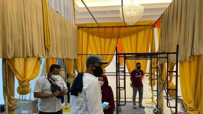 Pernikahan Viral di Samarinda, Pengelola Gedung Penuhi Panggilan dan Klarifikasi soal Resepsi