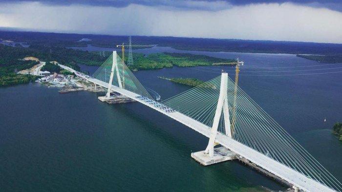 Jembatan Pulau Balang Terkendala Jalan Pendekat, DPRD Kaltim Sebut Seperti Abu Nawas