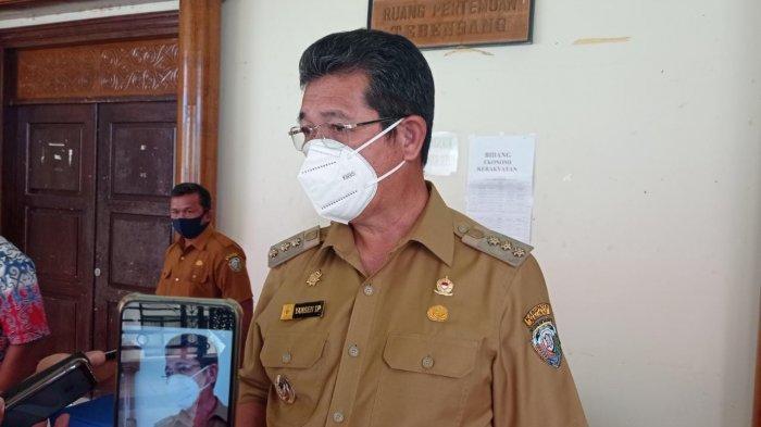 Wakil Gubernur Kaltara Terpilih Yansen TP, Berencana Bersama Keluarga akan Berangkat ke Jakarta