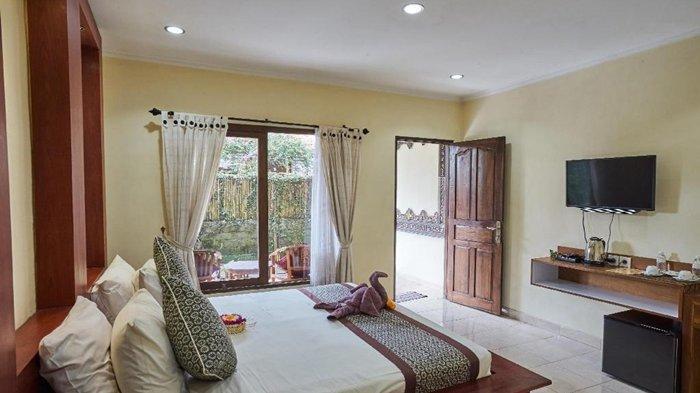 Saat Traveler dan Keluarga Liburan Akhir Tahun di Bali, Ini Rekomendasi Hotel Bintang 4 di Ubud