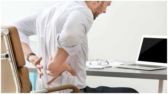 Terlalu Lama Duduk Ternyata Berbahaya Bagi Kesehatan, Diantaranya Bisa Meningkatkan Cedera Punggung