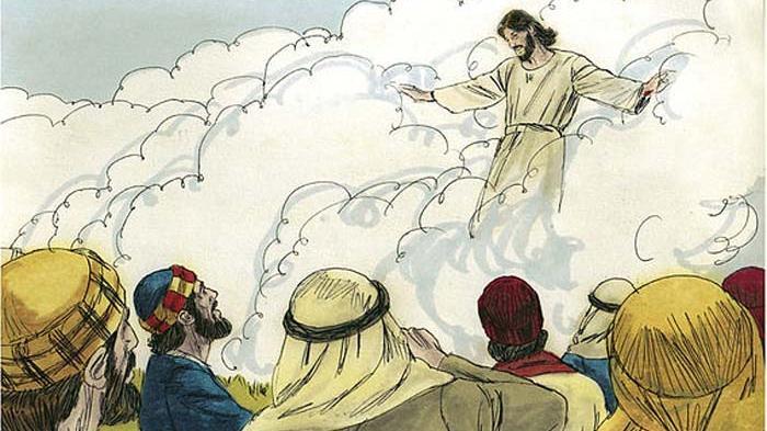 Makna Kenaikan Isa Al-Masih atau Yesus Kristus ke Surga