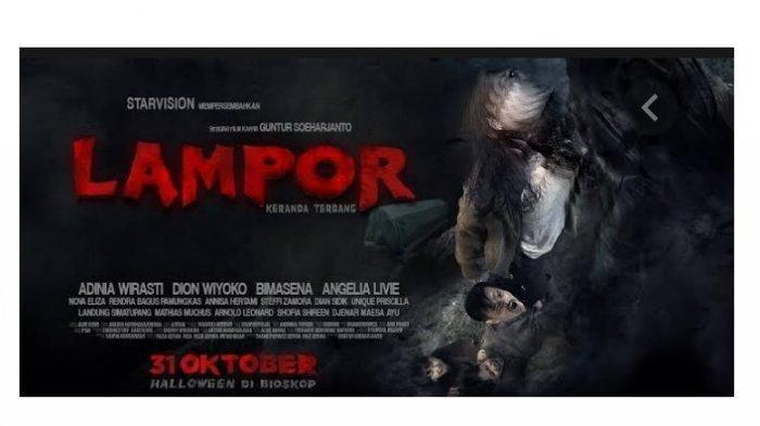 VIRAL! Apa yang Dimaksud dengan Lampor? Ini Ulasan Mitos di Pulau Jawa yang Pernah Diangkat ke Film