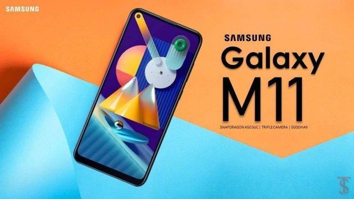 Samsung Galaxu M11