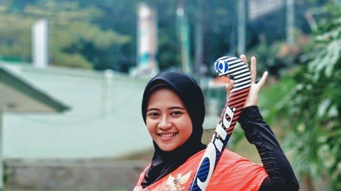 Atlet Hockey Putri Asal Samarinda Perkuat Timnas Hockey Putri Indoor Untuk SEA Games