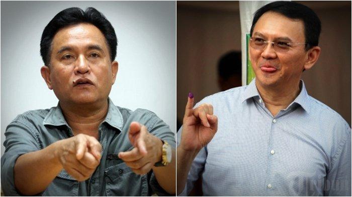 Klarifikasi Ahok Soal Dewan Pengawas KPK, Hingga Sosok Orang Dekat Jokowi Dijagokan Termasuk Yusril?