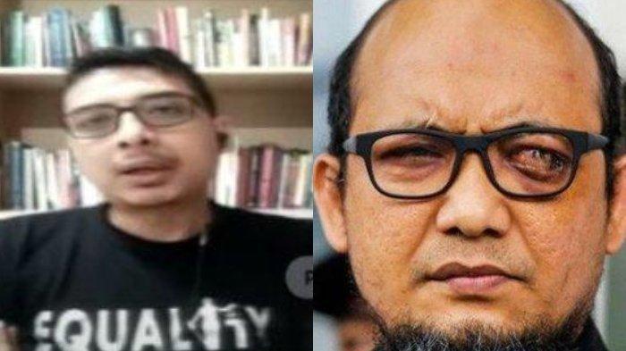 Dilaporkan Soal Cuitan Kematian Ustadz Maaher, Zainal Arifin Beber Gesekan Novel Baswedan & Polri