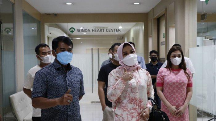Persiapan Sebelum Pelantikan, Gubernur Kaltara Terpilih Zainal Paliwang Pilih Swab PCR di Jakarta