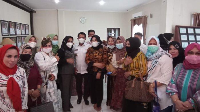 Tiba di Kota Tarakan, Gubernur Kaltara Zainal Paliwang Bahas Soal Aset Daerah
