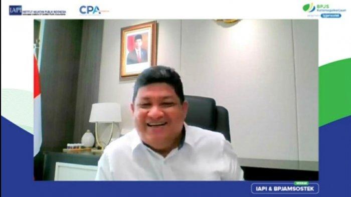 Ajak Akuntan Pahami Pentingnya Jaminan Sosial, BPJamsostek dan IAPI Gelar Webinar