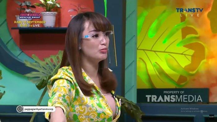 Zaskia Gotik Kembali Tampil di TV Bareng Dewi Perssik, Mertua Sirajuddin Mahmud Langsung Bereaksi