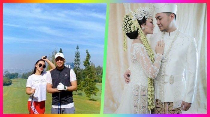 Zaskia Pamer Foto Main Golf Bareng Suami, Begini Iis Dahlia dan Irfan Hakim Ledek Istri Sirajuddin