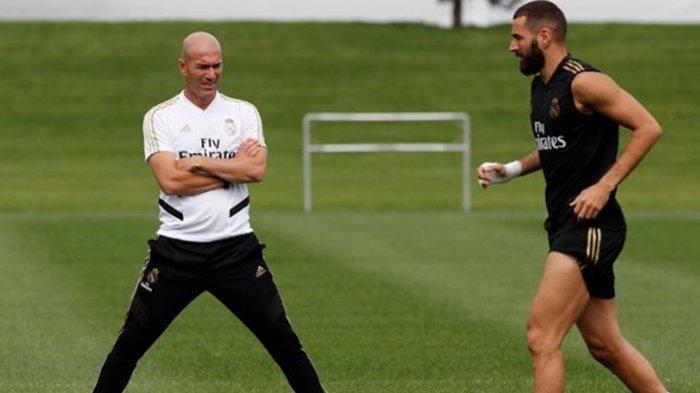 Jadwal Liga Champions, Galatasaray vs Real Madrid Jadi Penentuan Nasib Pelatih Zinedine Zidane