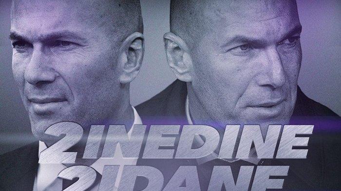 Bawa Real Madrid Juara Liga Spanyol, Zinedine Zidane Semakin Moncer Raih Trofi, Berikut Faktanya