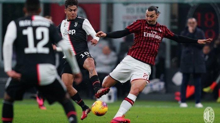 Update Bursa Transfer, AC Milan Dapatkan Pengganti Ibrahimovic, Juventus dan Barcelona Tukar Guling