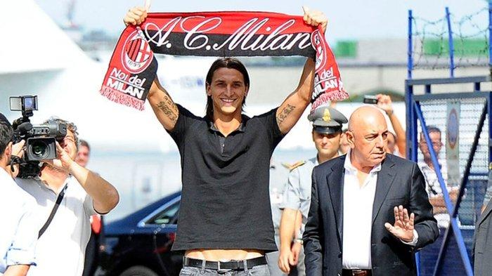 Eks Petinggi AC Milan Nostalgia Momen Makan Malam Dibayari Ibrahimovic, hingga Sindir Inter Milan