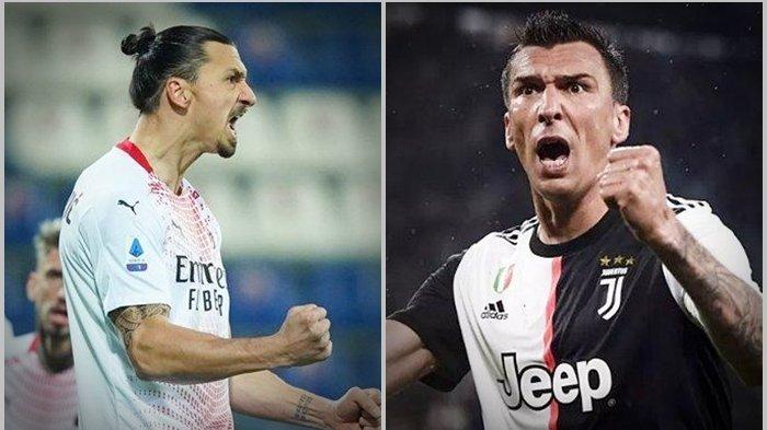 AC Milan Punya Duet Monster, Tebar Ketakutan di Liga Italia, Eks Juventus  Datang, Ibrahimovic Girang - Tribun Kaltim