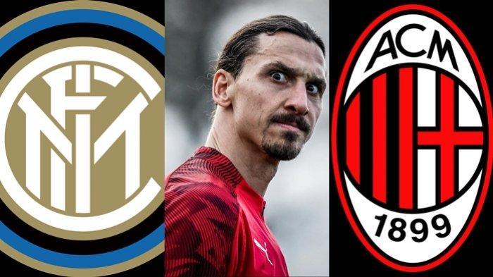 Sosok Zlatan Ibrahimovic Bikin AC Milan Percaya Diri Hadapi Inter Milan di Big Match Liga Italia