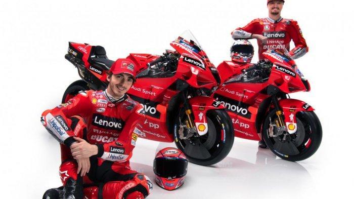 LENGKAP Hasil FP 1 MotoGP Qatar 2021 dan FP 2, Rider Ducati Mendominasi, Rossi Ungguli Joan Mir