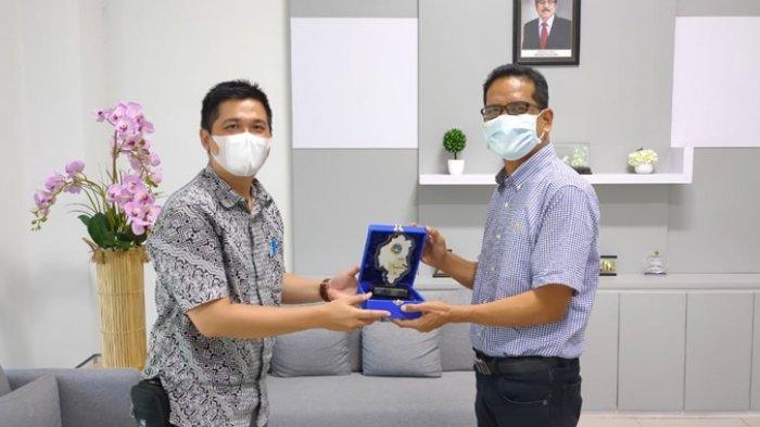 Komitmen Tingkatkan Kerja Sama, PLN UP3 Samarinda Gelar Audiensi ke Pemkab Kukar dan BPN Samarinda