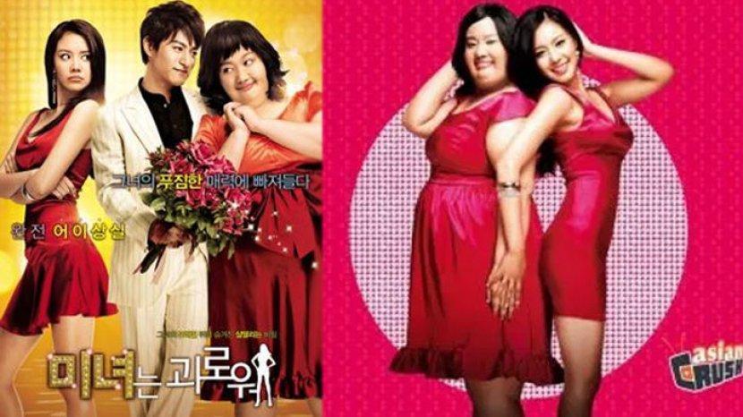 Film Korea 200 Pounds Beauty Tayang Di Trans7 Pukul 17 00 Wib Simak Sinopsis Link Live Streaming Tribun Kaltim