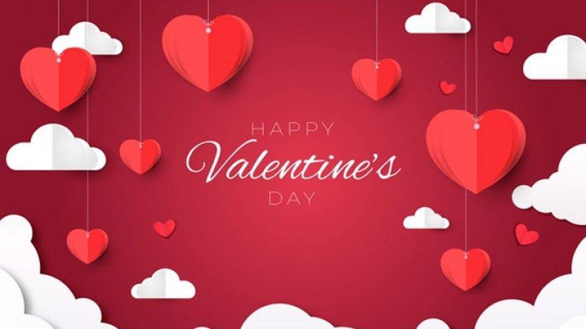 Kata Kata Mutiara Hari Valentine Kirimkan Pada Kekasih Lewat Whastapp Atau Jadi Status Di Medsos Tribun Kaltim
