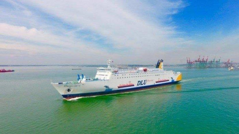 Mau Bepergian Naik Kapal Laut yang Aman dan Nyaman, Tinggal Cek Tiket di Aplikasi DLU Ferry