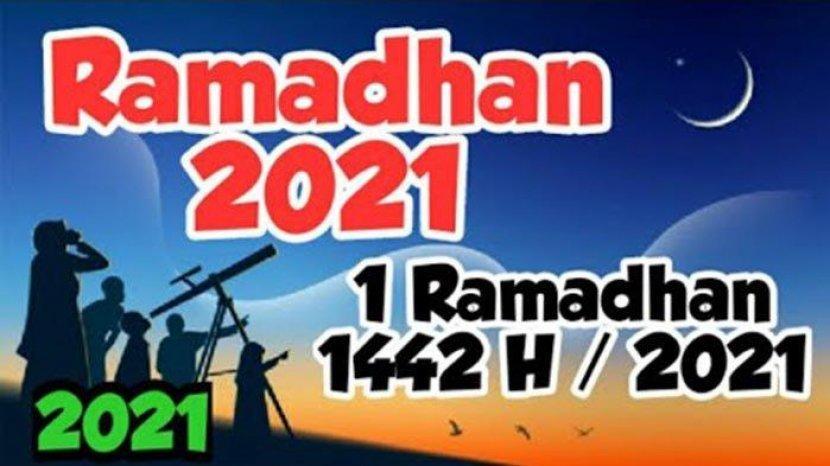 40 Contoh Ucapan Selamat Ramadhan 2021 Bahasa Indonesia Dan Inggris Cocok Untuk Wa Ig Tik Tok Tribun Kaltim