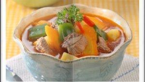 Cara Bikin Goulash Soup Super Enak, Menu Utama Makan Siang Hari ini dengan Rasa yang Gurih