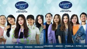 SERU! Siapa yang Tereliminasi Indonesian Idol 2021 Malam ...
