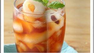 Cara Bikin Leci Honey Ice Tea, Minuman Dingin Super Segar jika Diminum di Siang Hari