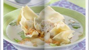 Cara Bikin Pangsit Ayam Kuah Super Enak, Menu Pelengkap Makan Siang dengan Kuah yang Gurih