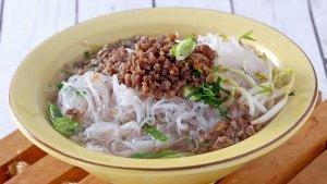 Resep Bihun Kuah Daging, Hidangan Bercita Rasa Istimewa untuk Menu Sarapan Esok Hari