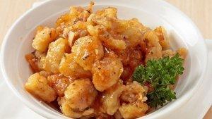 Resep Ikan Goreng Balut Saus Tomat, Menu Makan Malam Anti Mainstream Bercita Rasa Begitu Nikmat