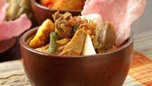 Resep Katupek Sayua Padang, Hidangan dengan Kuah Santan Nikmat untuk Menu Sarapan Esok Hari