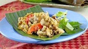 Resep Pepes Ampela Bumbu Woku Praktis, Menu Makan Siang yang Rasanya Nikmat Banget