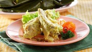 Resep Pepes Sayap Ayam Nikmat, Menu Serba Kukus yang Rasanya Bikin Tergila-gila