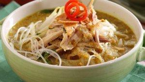 Resep Soto Ayam Lamongan Nikmat, Menu Khas Jawa Timur untuk Makan Malam Hari Ini