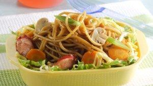 Resep Spagheti Goreng Sosis, Menu Sarapan Enak dan Praktis yang Bikin Keluarga Jadi Lebih Semangat
