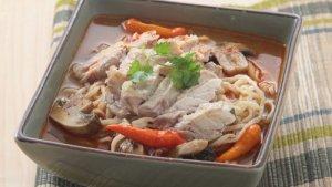 Resep Thai Ramen Enak, Perpaduan Hidangan Jepang dan Thailand yang Bikin Sarapan Jadi Istimewa