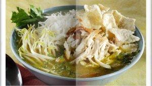 Cara Bikin Soto Ayam Kuning Super Enak, Jadi Menu Utama Makan Siang yang Bikin Nambah Terus