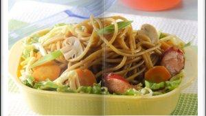 Cara Bikin Spagheti Goreng Sosis Super Enak, Menu Sarapan Simpel Hari ini
