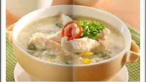 Cara Bikin Sup Jagung Ayam Fillet Super Enak, Menu Sarapan dengan Rasa yang Gurih