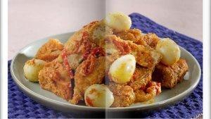 Cara Bikin Telur Tahu Masak Santan Super Enak, Menu Makan Siang yang Sangat Mudah Membuatnya