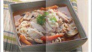 Cara Bikin Thai Ramen Super Enak, Hidangan Asli Jepang Cocok untuk Menu Sarapan Hari ini