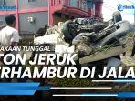 kecelakaan-terjadi-2-ton-jeruk-berhambur-di-jalan-provinsi-kilometer-4-penajam.jpg