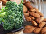 kompascomsecret-healthy-ilustrasi-brokoli-dan-kacang-almond.jpg