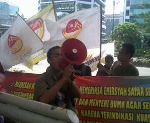Gempari Desak KPK Periksa Dirut PT Garuda