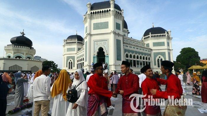 Tiga Alasan Mengapa Idul Fitri di Indonesia Sering Disebut Lebaran